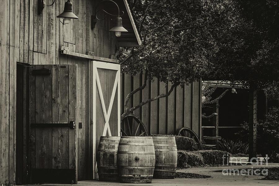 Rustic Old Barn Photograph