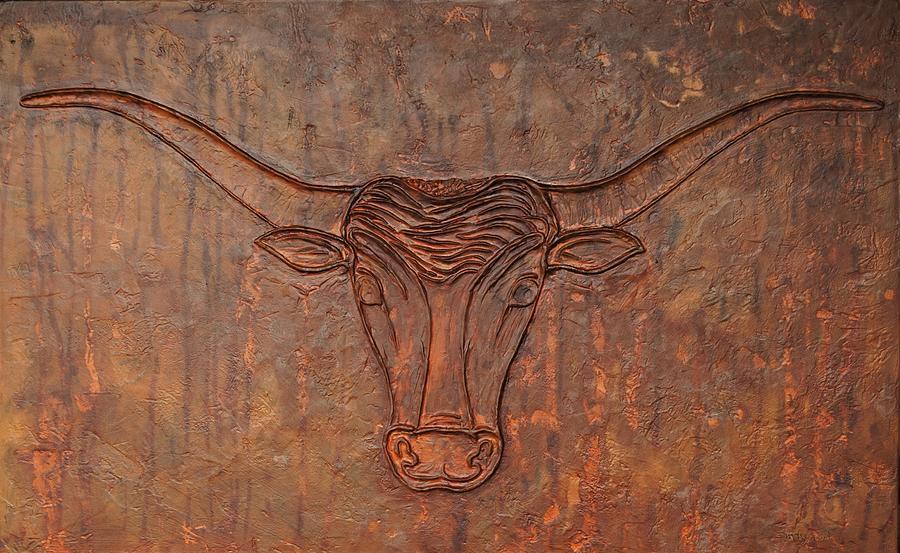 Rusty Bevo by Sandy Dusek