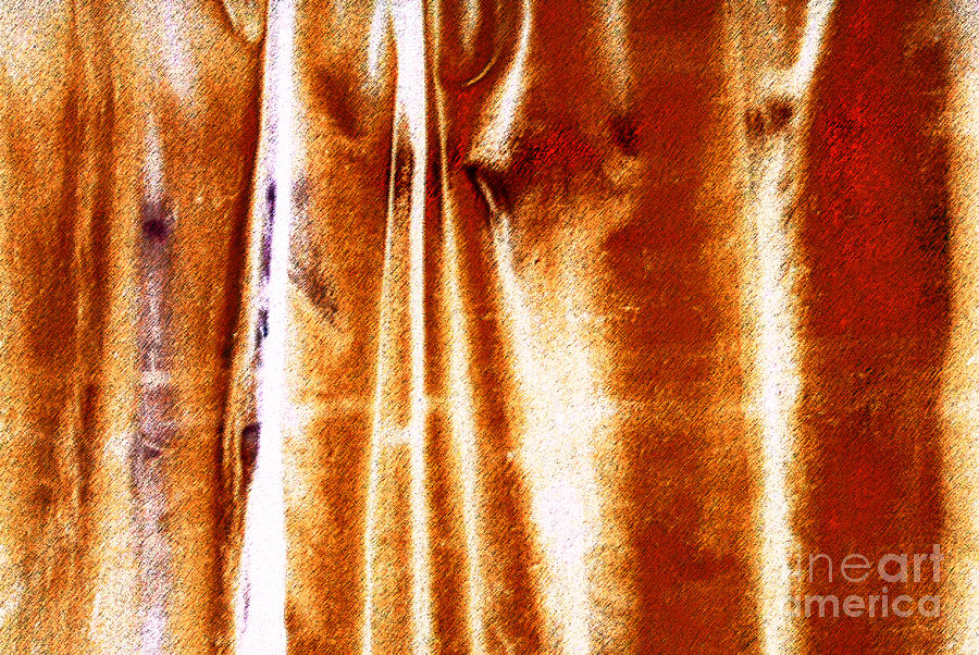 Abstract Photograph - Rusty by Carl Ellis
