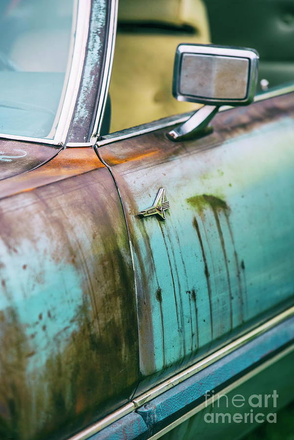 Rusty Thunderbird by David Lichtneker