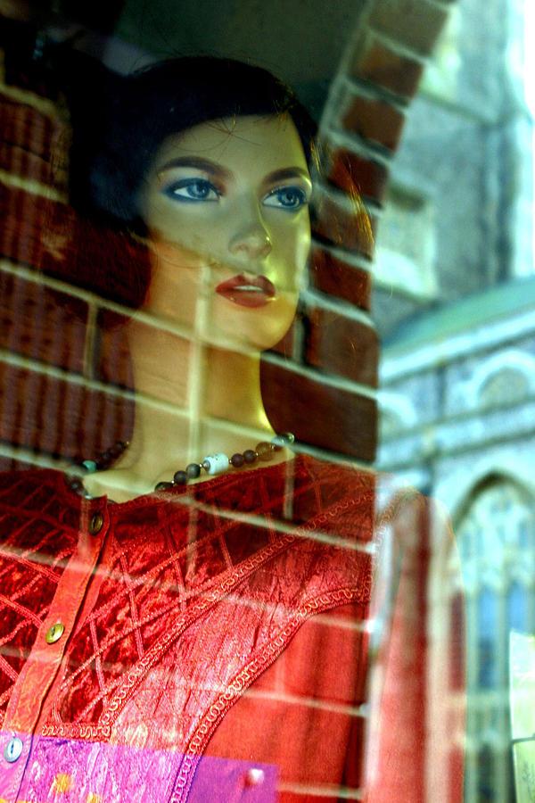 Photographer Photograph - Ruth by Jez C Self