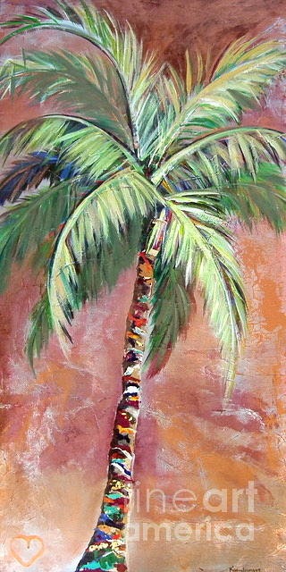 Ruths Palm I by Kristen Abrahamson