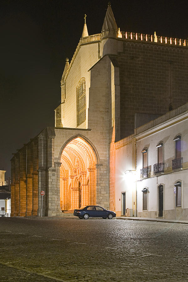 S. Francisco Church Photograph by Andre Goncalves