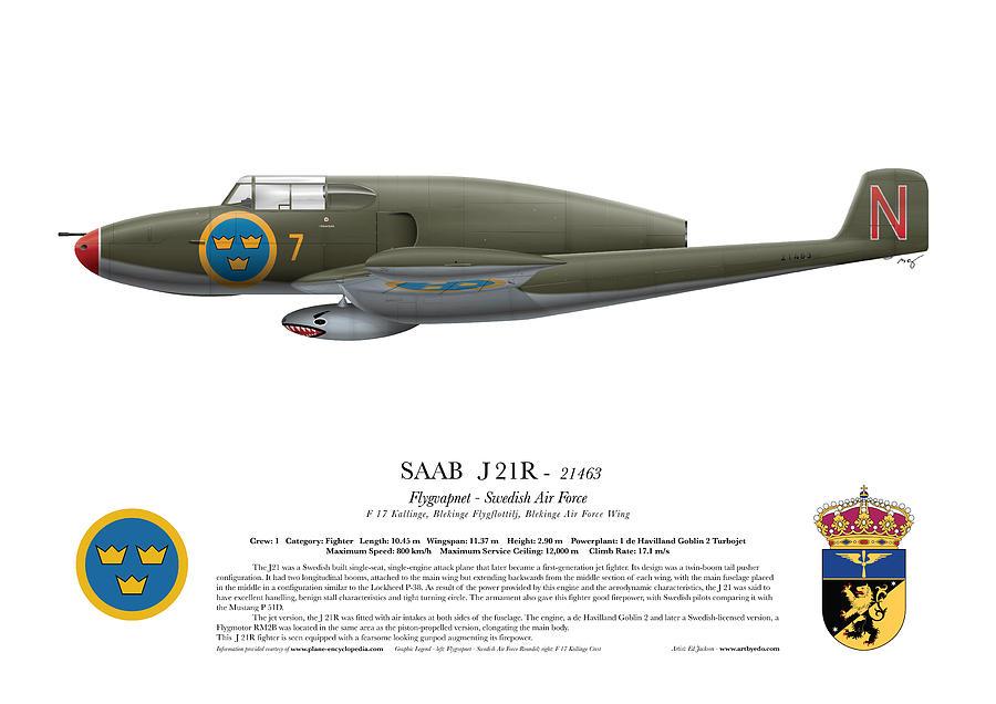 J 21 Saab J 21 R - 2...