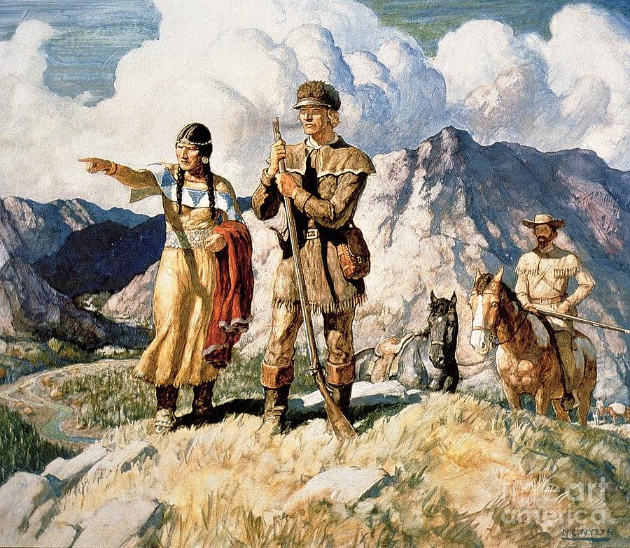lewis and clacks journey to the rocky mountains The lewis and clark expedition was an important journey and one of the most important historical events in the history of the united states this event was actually a real estate deal in which president thomas jefferson arranged for the purchase of the louisiana territory in 1803.
