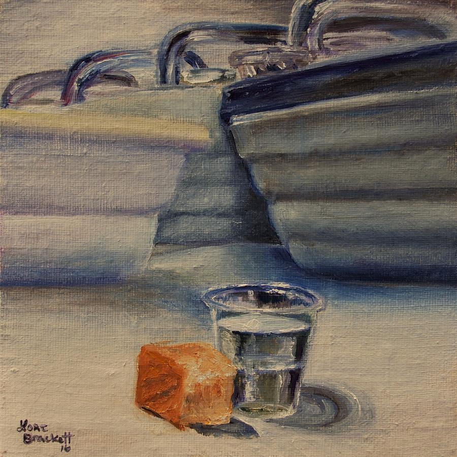 Sacrament by Lori Brackett