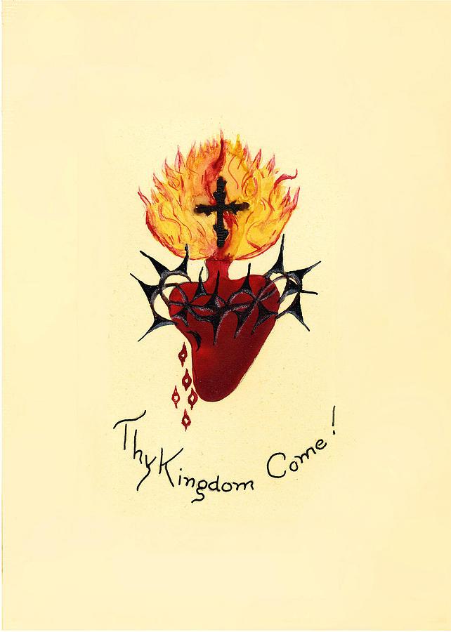 Sacred Heart by William Frew teacher