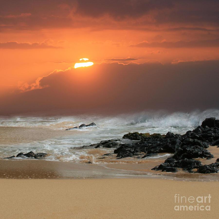 Aloha Photograph - Sacred Journeys Song Of The Sea by Sharon Mau