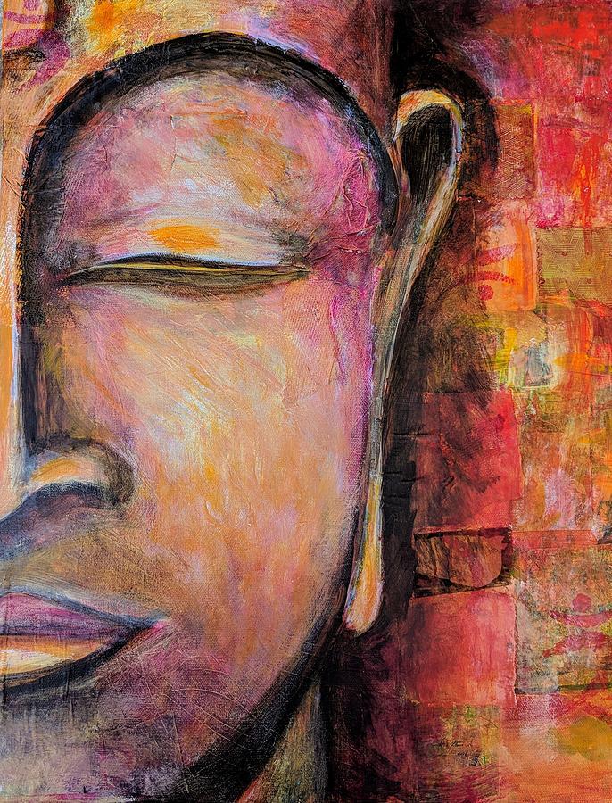 Sacred Silence by Chris Burton