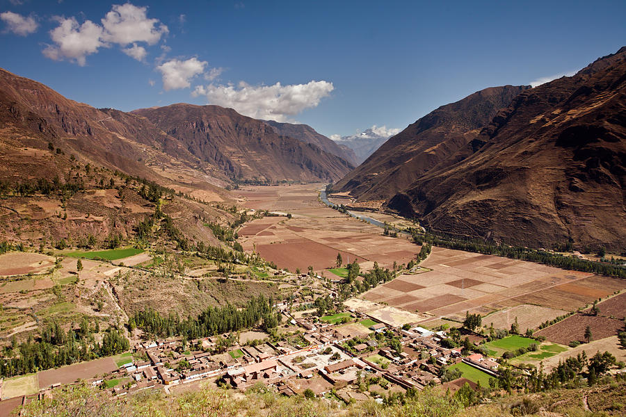 Sacred Valley Photograph