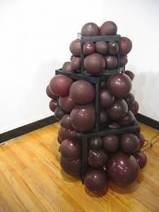 Sacred Vs Profane Sculpture by Duncan McDaniel