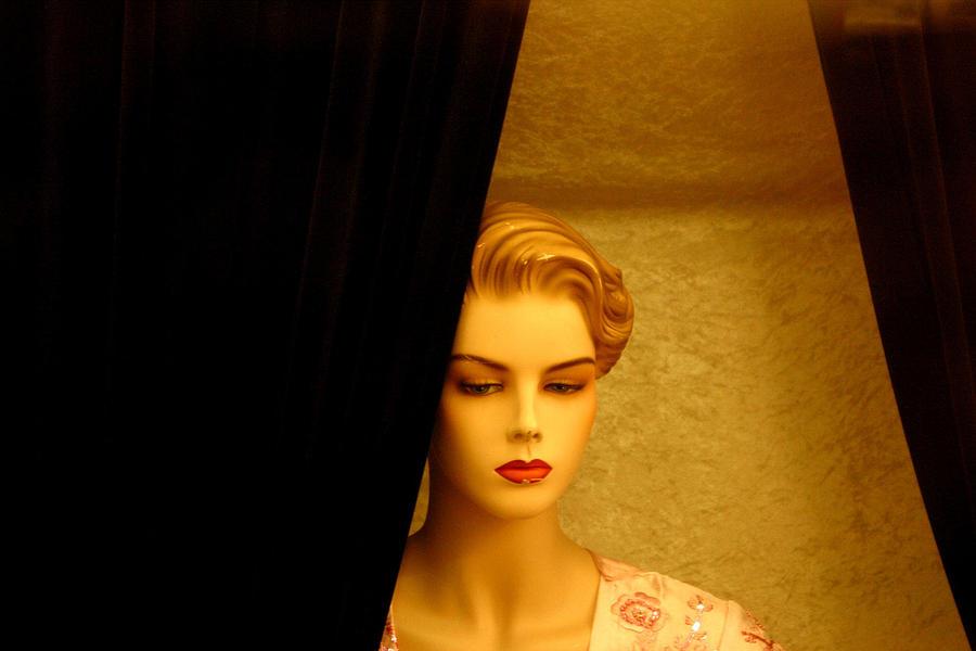 Photographer Photograph - Sad Lucy by Jez C Self