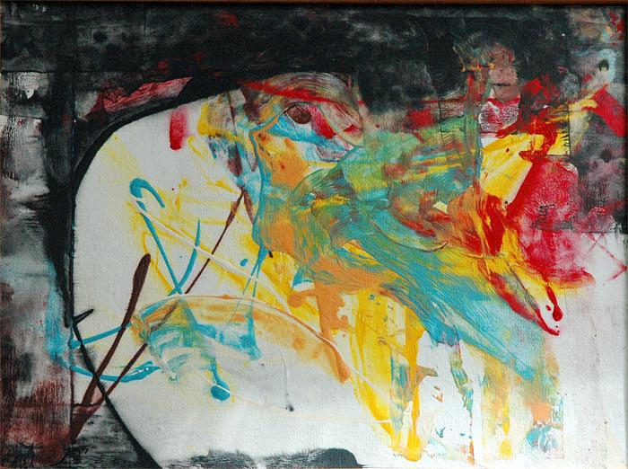 Sad New Orleans Jams Painting by Julie Mignard