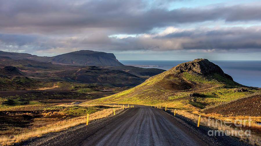 Saefellsjokull Iceland Photograph
