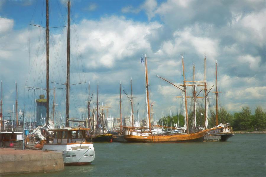 Safe Harbor by Mick Burkey