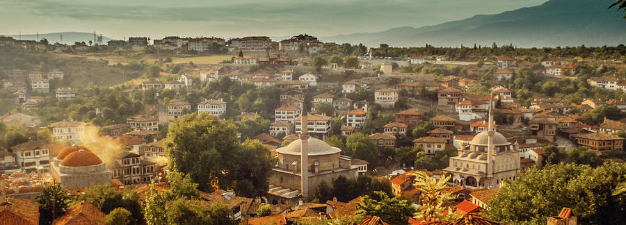 Safranbolu, Turkey - City View I by Mark Forte