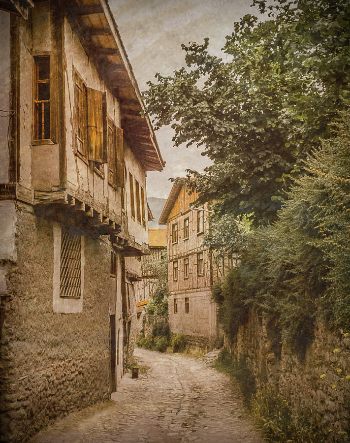 Safranbolu, Turkey - Gumush Sokak by Mark Forte