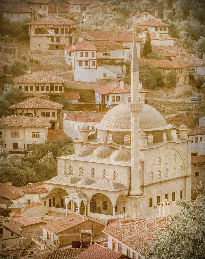 Safranbolu, Turkey - Izzet Pasha Cami by Mark Forte