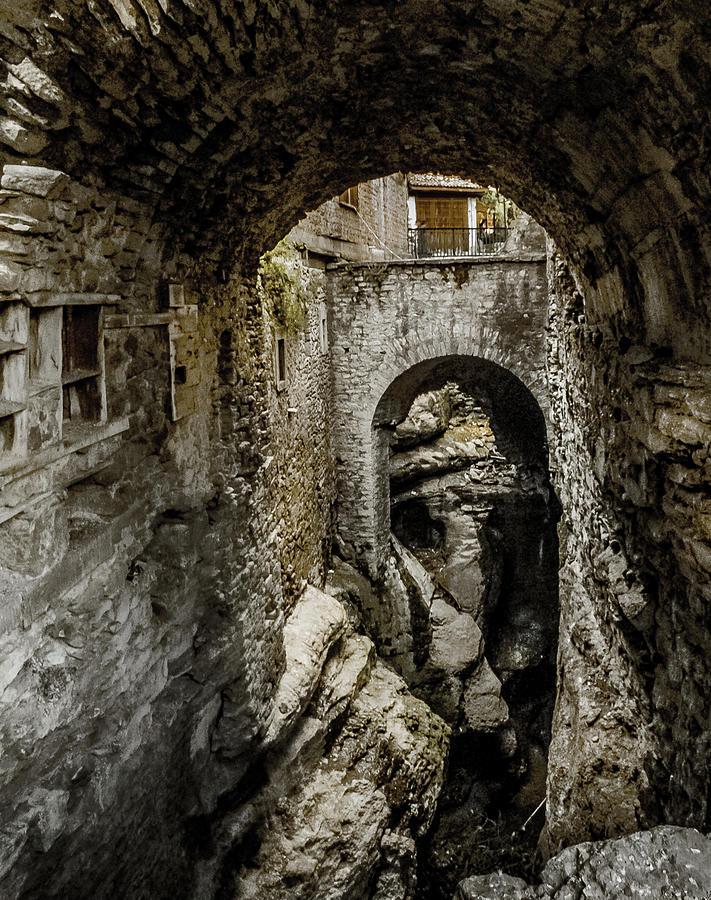 Safranbolu, Turkey - Stream by Mark Forte