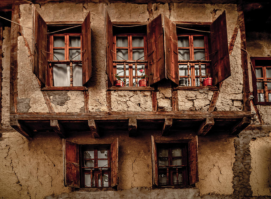 Safranbolu, Turkey - Triple Window Bay by Mark Forte