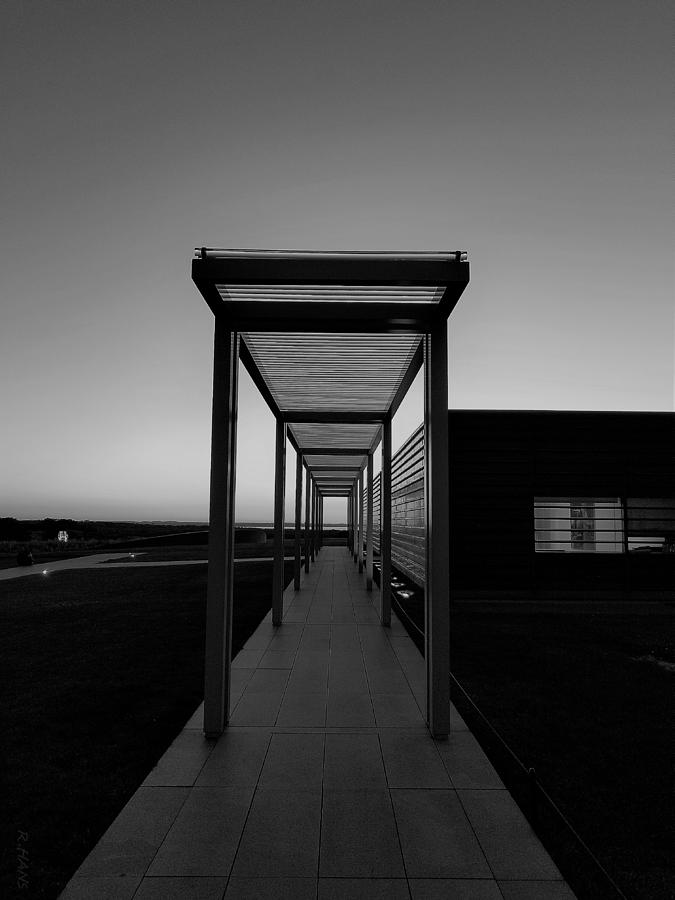 Sag Harbor House By P T Interiors With Images: Sag Harbor Sunset In Black And White Photograph By Rob Hans