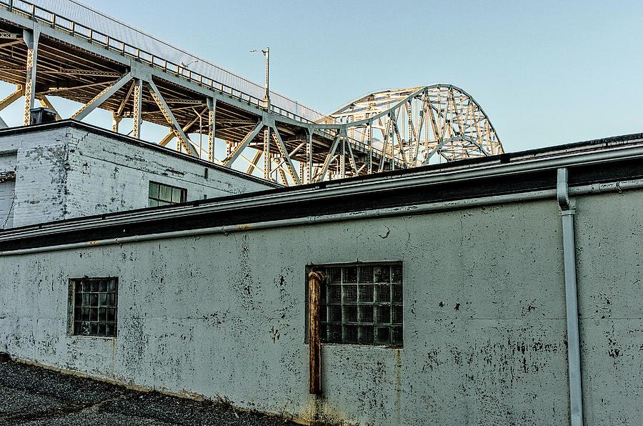 Sagamore Bridge by Frank Winters