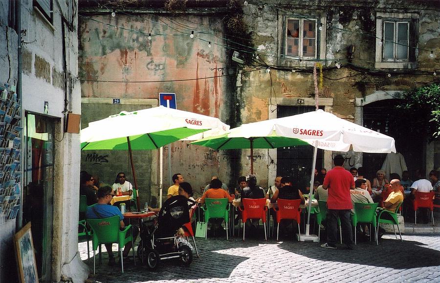 Portugal Photograph - Sagres by Andrea Simon