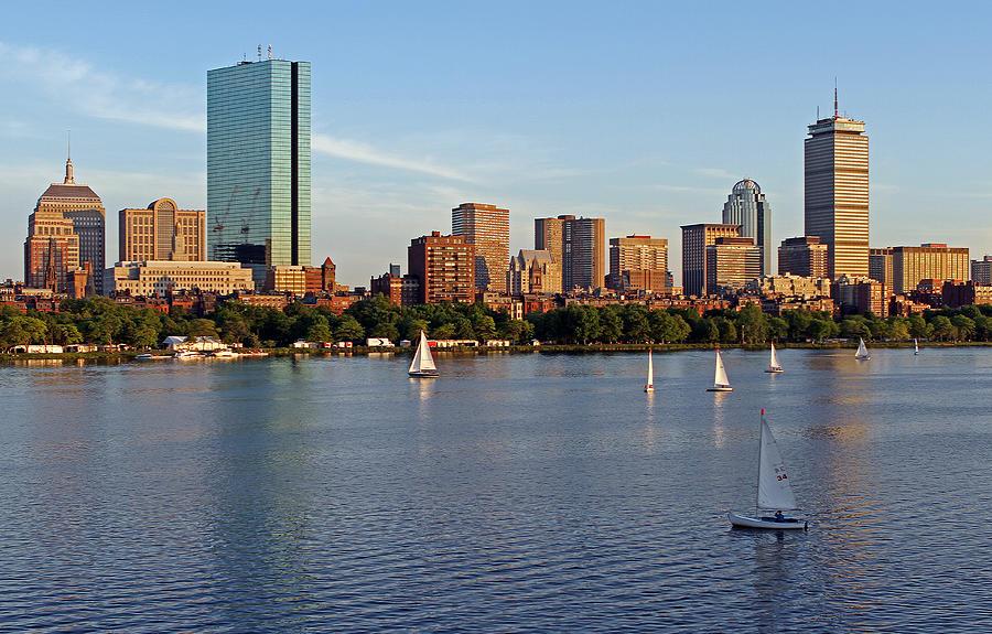Boston Photograph - Sail Boston by Juergen Roth