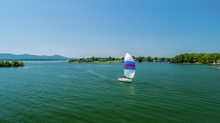 Sailing at SML by Star City SkyCams