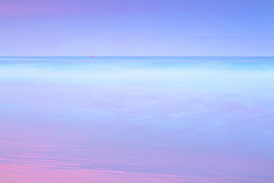 Australia Photograph - Sailing Away by Az Jackson