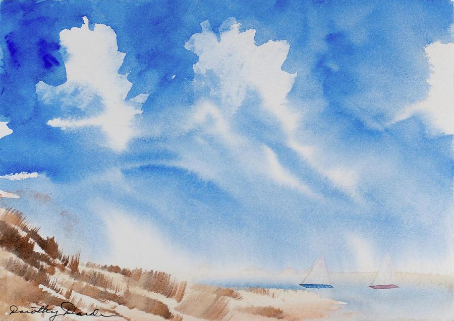 Fine Coastal Cruising by Dorothy Darden