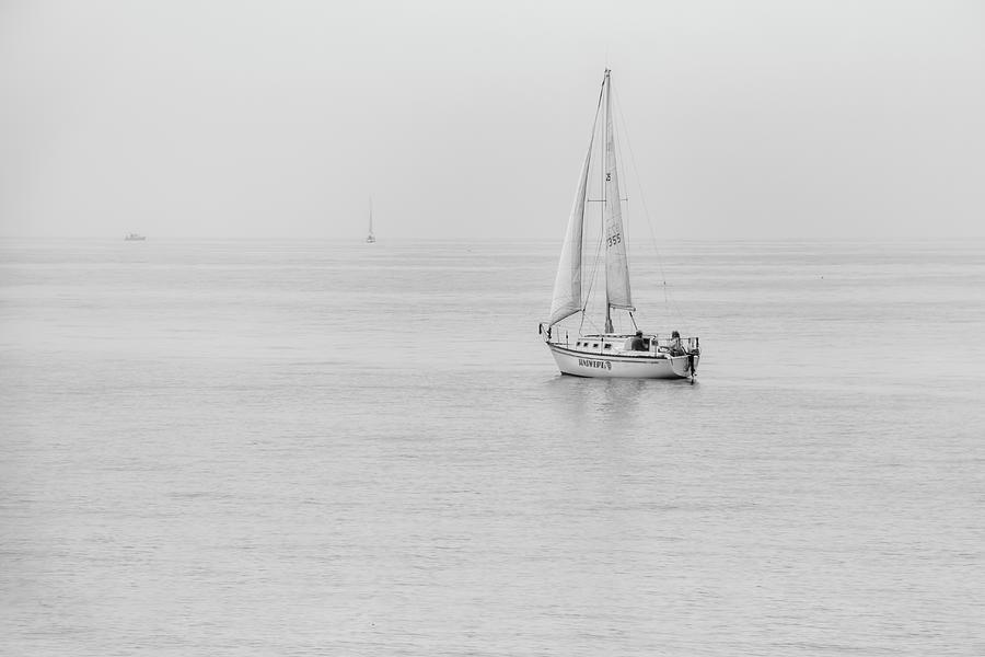 Sailing Photograph - Sailing 0633 by Kristina Rinell