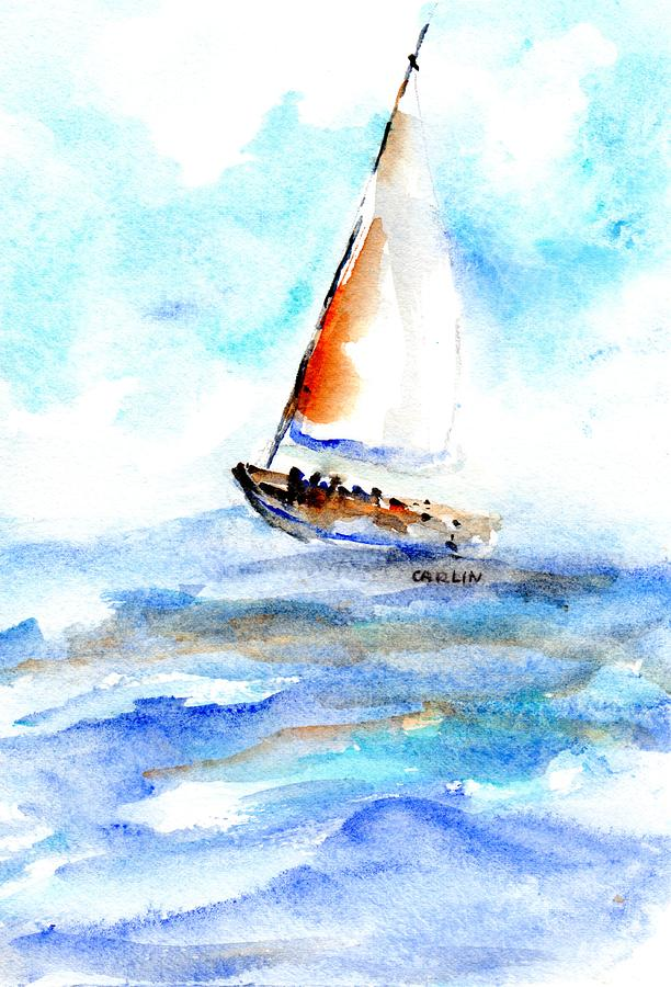 Nautical Paintings Canvas