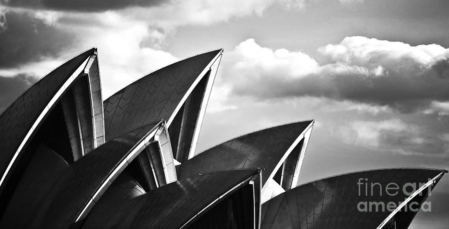 Sails Of Sydney Opera House Photograph by Sheila Smart Fine Art Photography