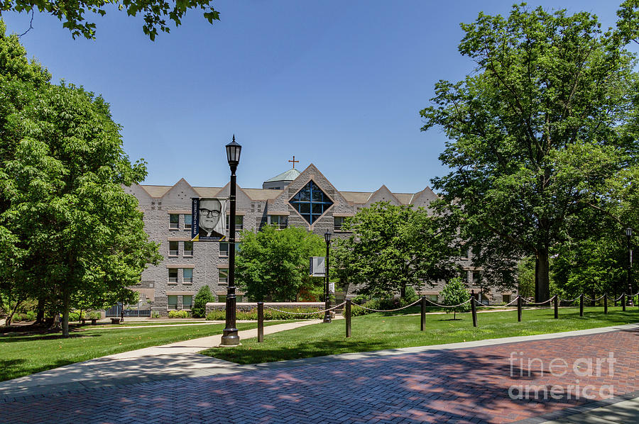Vu Photograph - Saint Augustine Center For The Liberal Arts by William Norton