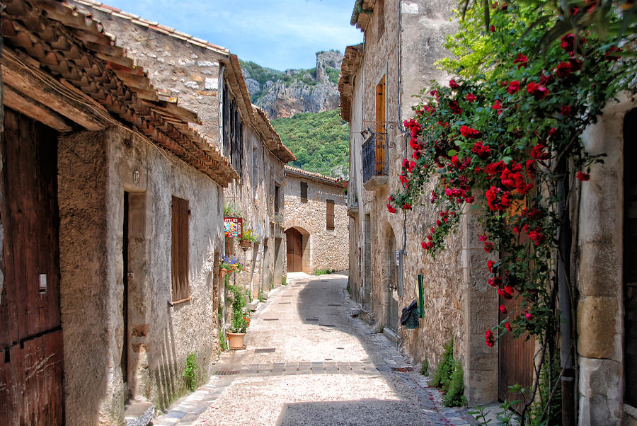 Saint-guilhem-le-desert Photograph