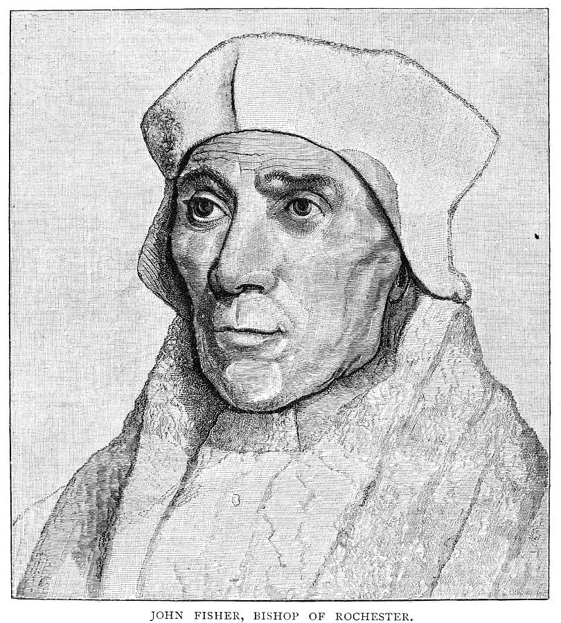 15th Century Photograph - Saint John Fisher by Granger