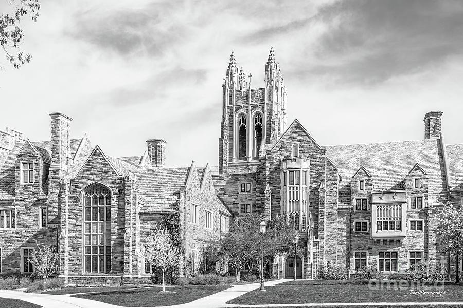 American Photograph - Saint Josephs University Barbelin/ Lonergan Hall 1 by University Icons