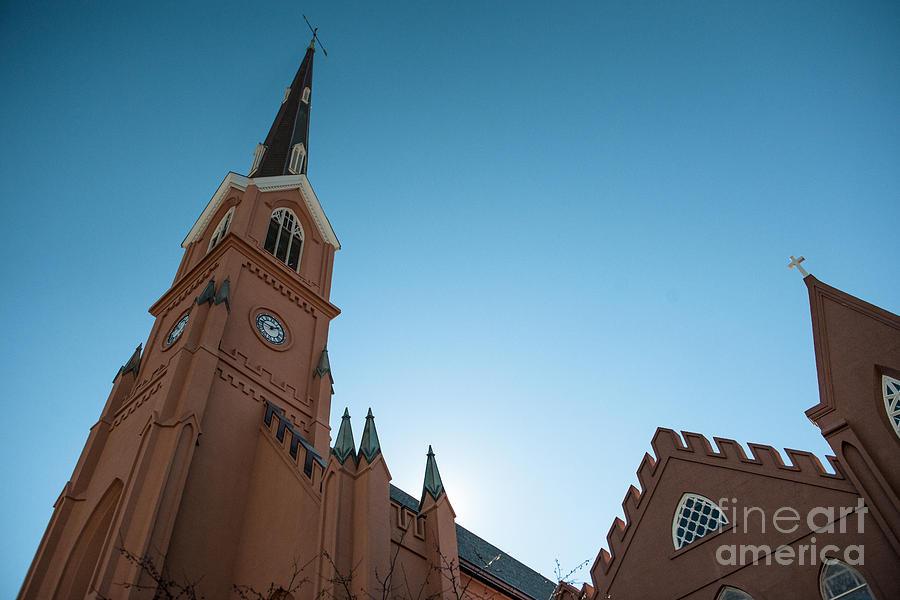 Saint Matthew Towering To The Heavens Photograph