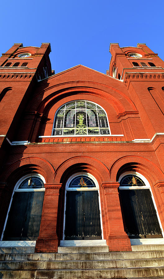 Saint Paul Methodist Church by Jason Bohannon