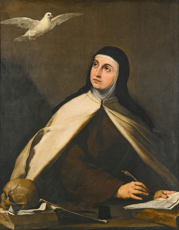 st teresa of avila Welcome to the st teresa of avila parish community whether you have just recently moved into our parish area or just now discovered our presence here on potrero hill, we are thrilled you have found us online.