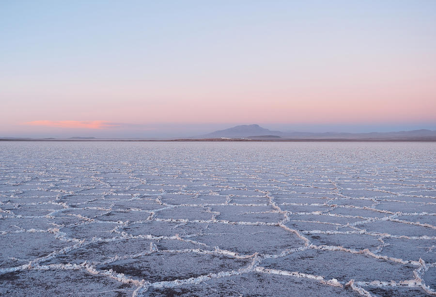 Salar de Uyuni No. 3-1 by Sandy Taylor