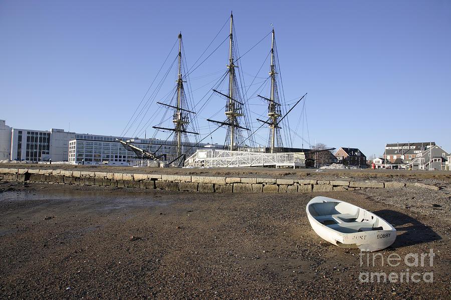 Salem Photograph - Salem Maritime National Historic Site In Salem  Massachusetts Usa by Erin Paul Donovan