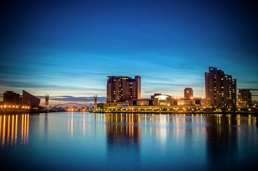 Salford Quays by Neil Alexander Photography