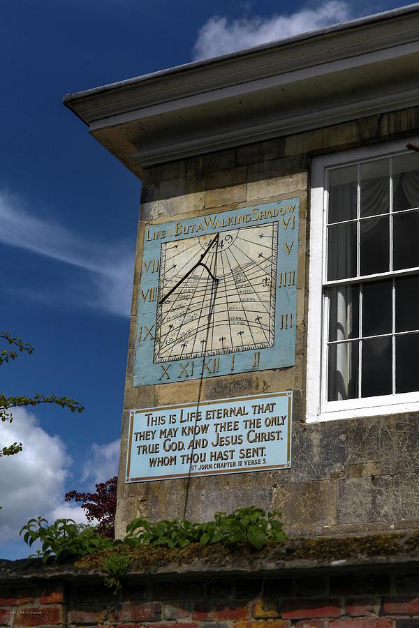 Salisbury Sundial Photograph