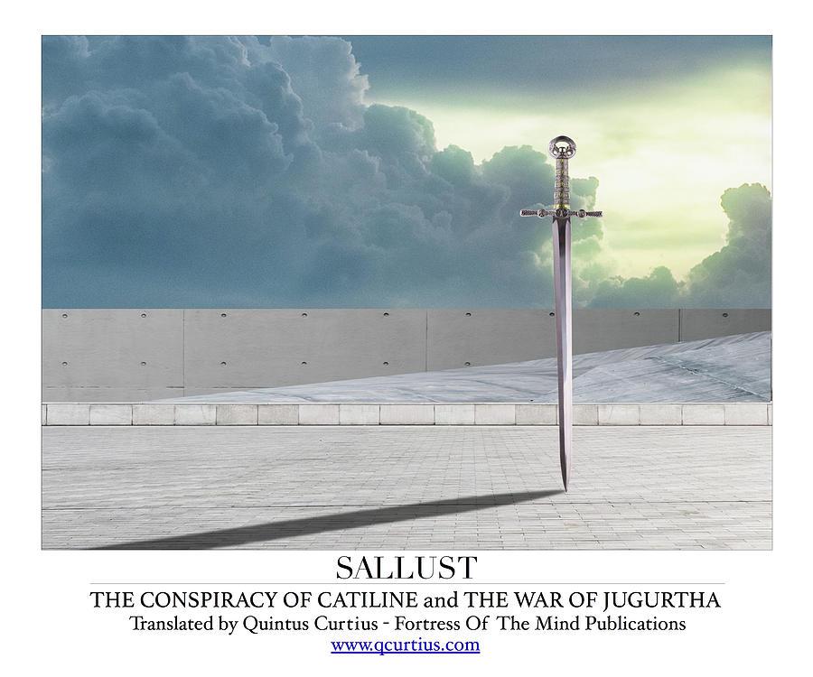 Sallust  Digital Art by Quintus Curtius