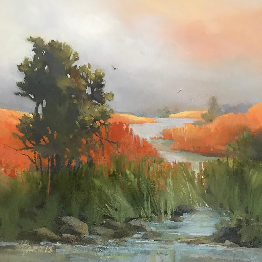 Salmon Creek by Helen Harris
