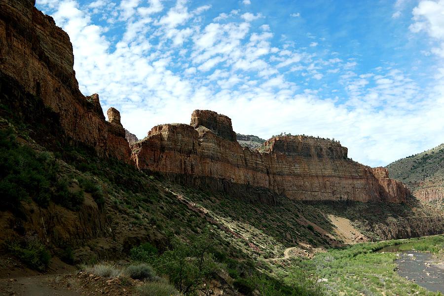 Salt River Canyon Arizona Photograph