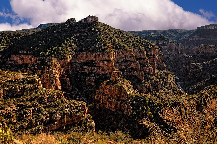 Salt River Canyon No.1 Photograph