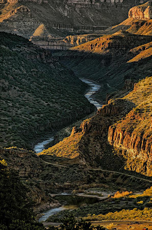 Salt River Canyon No.26 Photograph